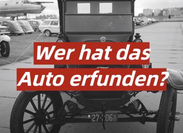 Wer hat das Auto erfunden?