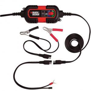 Black+Decker Erhaltungs-Batterieladegerät BDV090 6/12 Volt