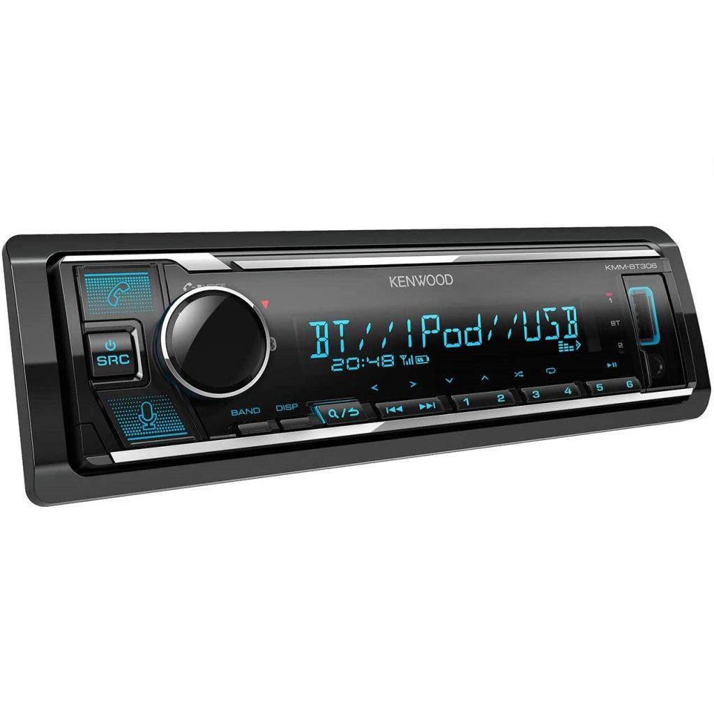 Kenwood KMM-BT306 USB-Autoradio mit Bluetooth Freisprecheinrichtung