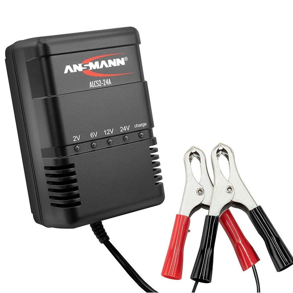 ANSMANN Autobatterie Ladegerät ALCS 2-24