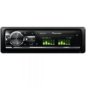 Pioneer DEH-X9600BT - CD-Tuner mit RDS, Bluetooth, Mixtrax EZ, iPod/iPhone- und Android-Steuerung