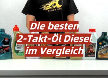 Die besten 2-Takt-Öl Diesel im Vergleich