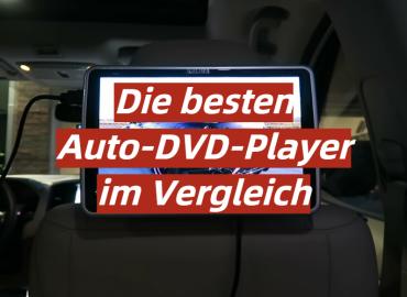 Die besten Auto-DVD-Player im Vergleich