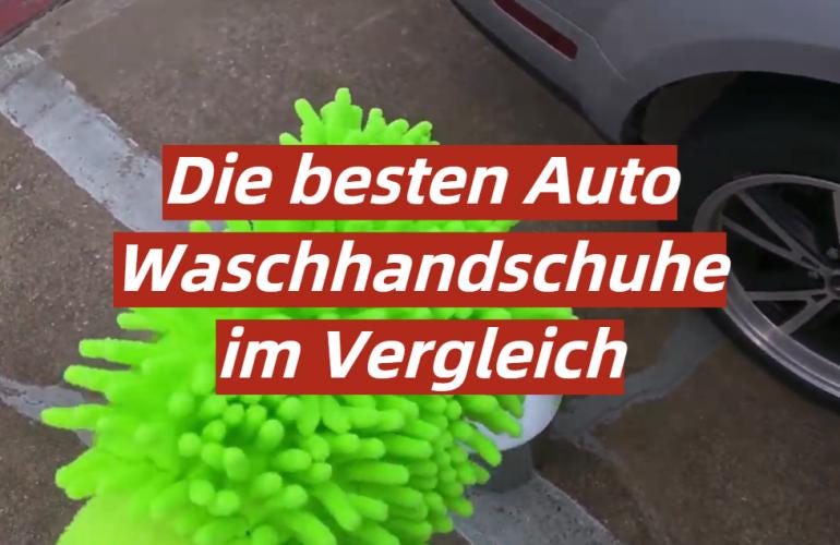 Auto Waschhandschuh Test 2021: Die besten 5 Auto Waschhandschuhe im Vergleich