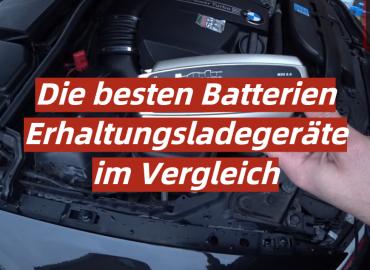 Die besten Batterien Erhaltungsladegeräte im Vergleich