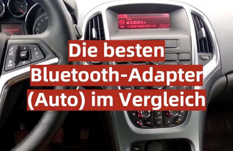 Bluetooth-Adapter (Auto) Test 2021: Die besten 5 Bluetooth-Adapter im Vergleich