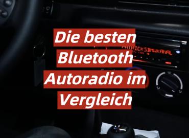 Die besten Bluetooth Autoradio im Vergleich
