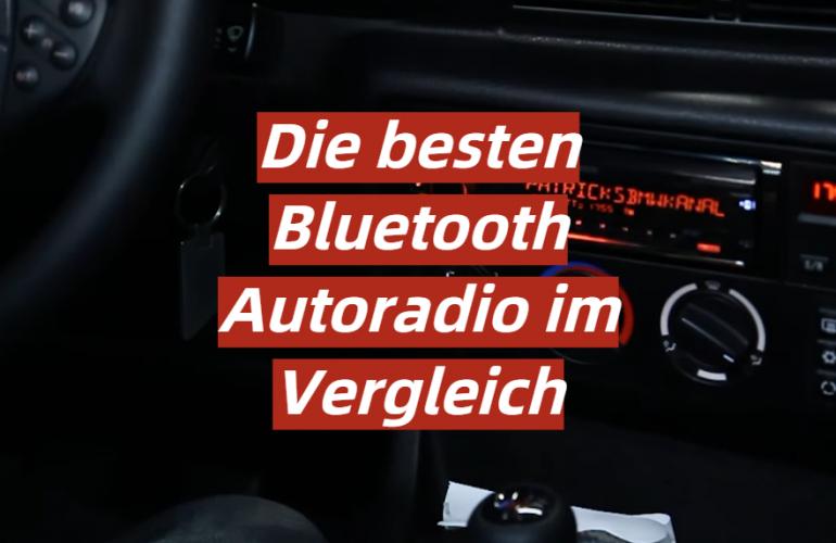 Bluetooth Autoradio Test 2021: Die besten 5 Bluetooth Autoradio im Vergleich