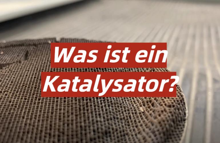 Was ist ein Katalysator?