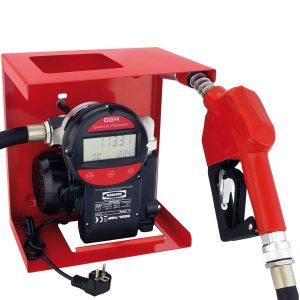 Elektrische Dieselpumpe Selbstansaugend 230V