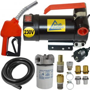 230V- Dieselpumpe und Heizölpumpe Ölpumpe Biodiesel Diesel Star
