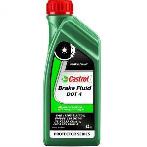 Castrol Brake Fluid DOT 4 - 1L Flasche