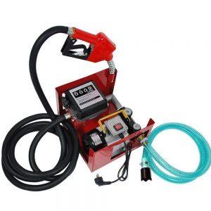 Heizölpumpe Dieselpumpe Elektrische Diesel Kraftstoff-Umfüllpumpe Zähler Automatik