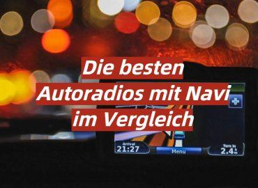 Autoradio mit Navi Test 2021: Die besten 5 Autoradios mit Navi im Vergleich