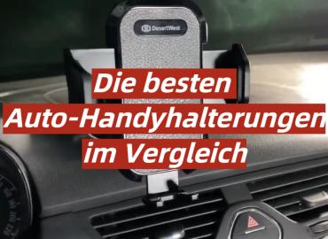 Die besten Auto-Handyhalterungen im Vergleich