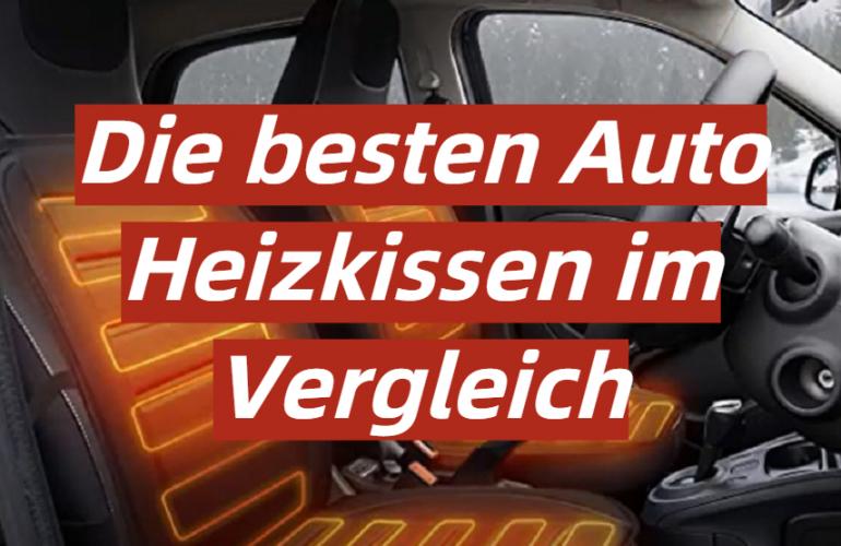 Auto Heizkissen Test 2021: Die besten 5 Auto Heizkissen im Vergleich