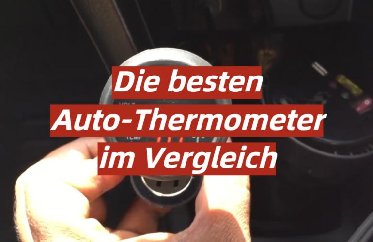 Auto-Thermometer Test 2021: Die besten 5 Auto-Thermometer im Vergleich