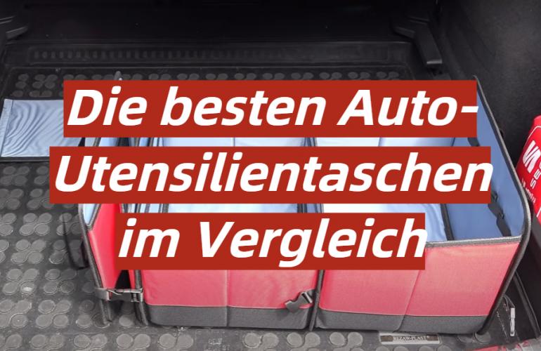 Auto Utensilientasche Test 2021: Die besten 5 Auto-Utensilientaschen im Vergleich