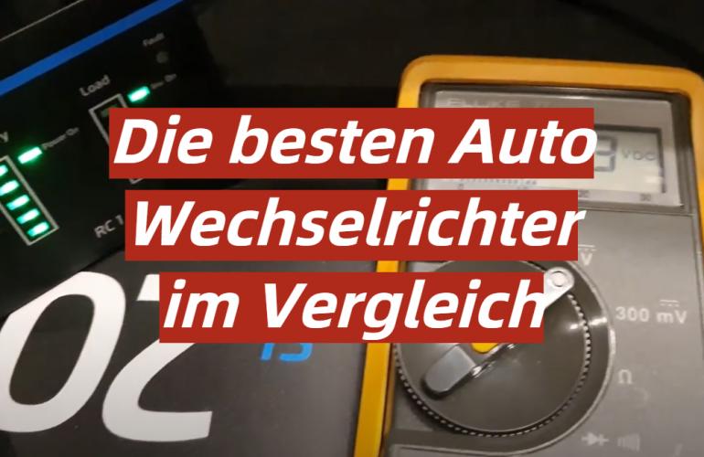 Auto Wechselrichter Test 2021: Die besten 5 Auto Wechselrichter im Vergleich