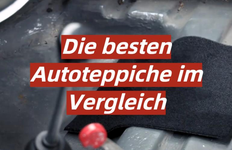 Autoteppich Test 2021: Die besten 5 Autoteppiche im Vergleich