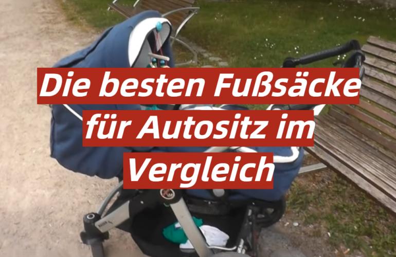 Autositz Fußsack Test 2021: Die besten 5 Fußsäcke für Autositz im Vergleich