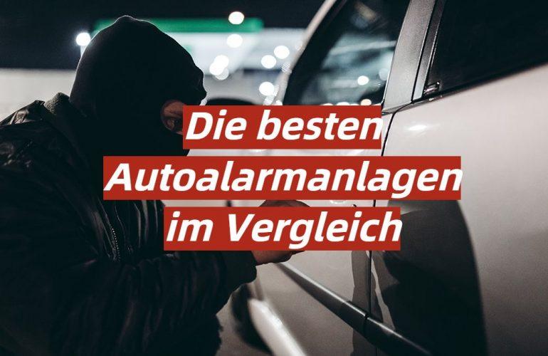 Autoalarmanlagen Test 2021: Die besten 5 Autoalarmanlagen im Vergleich
