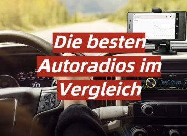Autoradio Test 2021: Die besten 5 Autoradios im Vergleich