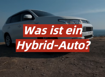 Was ist ein Hybrid-Auto