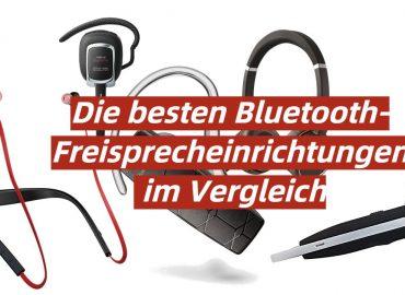 Bluetooth-Freisprecheinrichtung Test 2021: Die besten 5 Bluetooth-Freisprecheinrichtungen im Vergleich